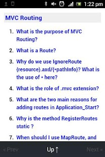 DOTNET MVC Interview Questions - screenshot