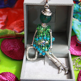 from Lourdes with love by Noele Hachach - Artistic Objects Jewelry