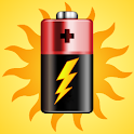 A Battery Widget Shield icon