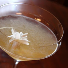 Jasmine Sour Martini Recipe