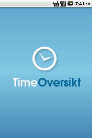 TimeOversikt