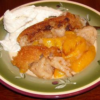 Busy Mom Peach Cobbler