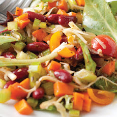 Vegetarian Chile Salad