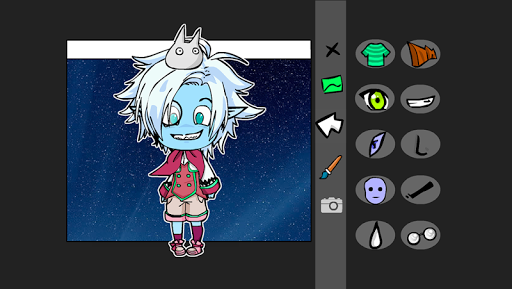 Chibi avatar - screenshot