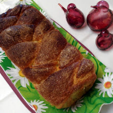 Bulgarian Easter Bread (Kozunak), for Bread Machine