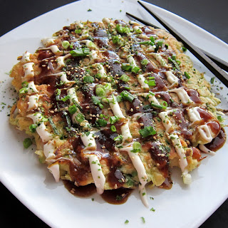 Okonomiyaki Flour Recipes