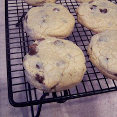 Tri-Chocolate Chip Cookies