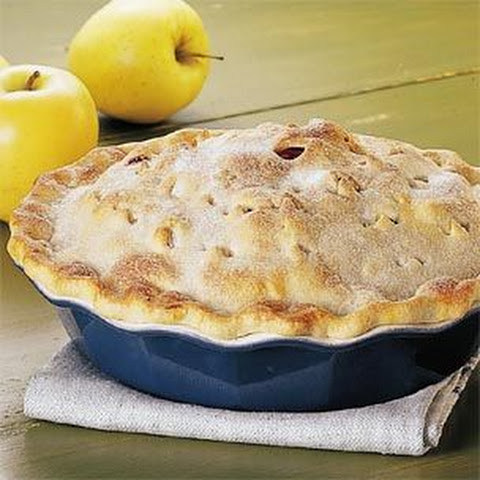 Old-Fashioned Mixed-Apple Pie