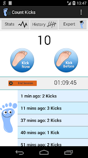 Count Baby Kicks ★ FREE - screenshot