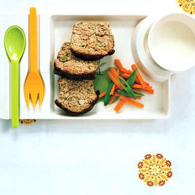 Tofu-and-Meat Loaf