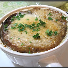 French Onion Soup  from Cook's (Cooks) the New Best Recipes