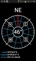 Screenshot of Micro Compass