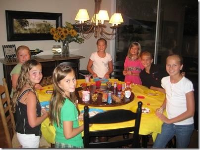 2005--06-15 Pothiers, C&H farewell, grandkids 001
