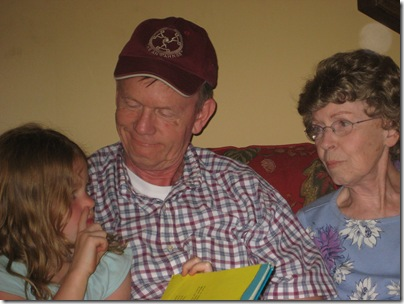 2005--06-15 Pothiers, C&H farewell, grandkids 030