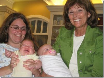 2005--06-15 Pothiers, C&H farewell, grandkids 048