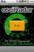 Screenshot of osciRadar