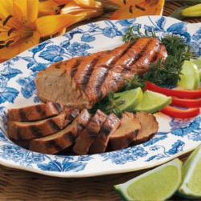 Indonesian Pork Tenderloin