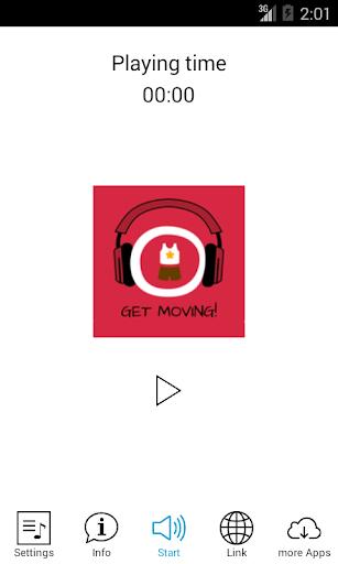 Get Moving! Hypnosis - screenshot