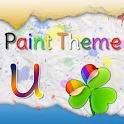 GO Launcher EX Paint Theme