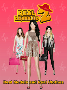 Game Real Dress Up 2 apk for kindle fire
