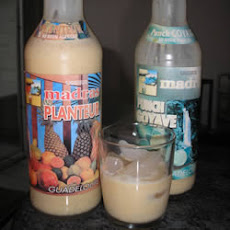 Trinidad's Ponche-de-Creme (Punch with Cream)
