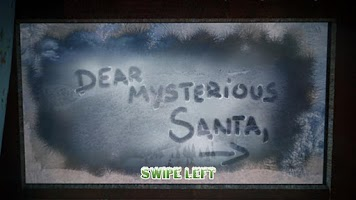 Screenshot of Interactive Santa