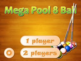 Screenshot of 8 Ball Pool Mega