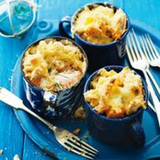 Recipes - Fish & Cauliflower Bake