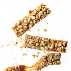 Salted Peanut Bars