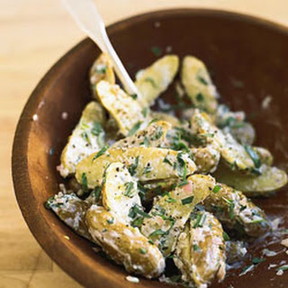 Potato Salad with Tarragon and Shallots