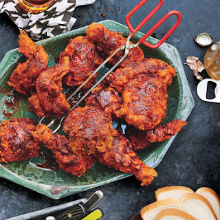 Nashville-Style Hot Chicken