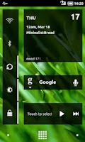 Screenshot of MinimalBread - CM7 Theme