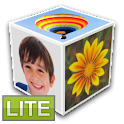 Photo Cube Lite Live Wallpaper icon