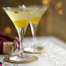 Bitter Orange & Cardamom Martinis