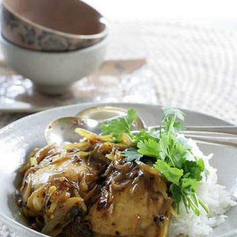 Chicken And Tamarind Curry
