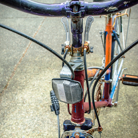 by Jay Rinehart - Transportation Bicycles
