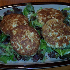 Low-Carb Crab Cakes