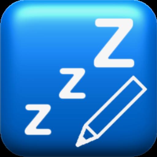 生活の睡眠ログ LOGO-記事Game