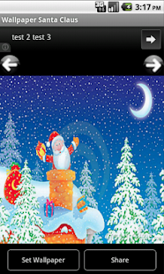 Free Santa Claus Wallpapers - screenshot