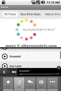Discover Music Daily - screenshot