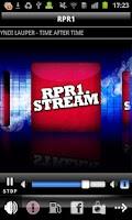Screenshot of RPR1.