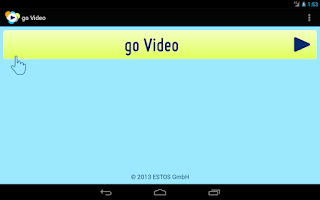 Screenshot of go Video