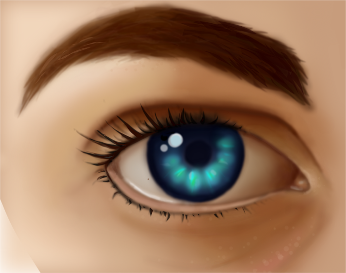 Eye Completed