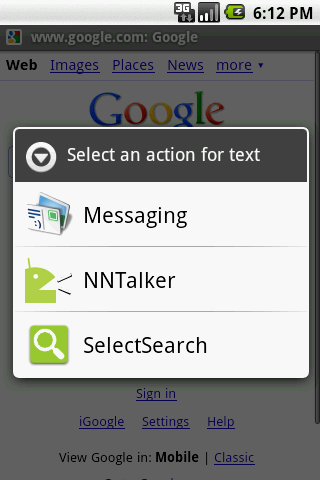 SelectSearch