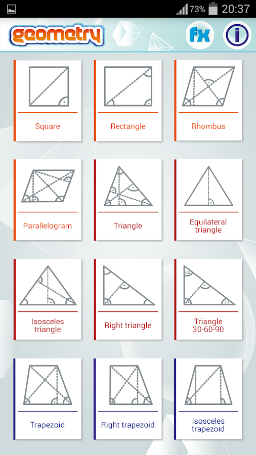 Geometry Solver Pro Screenshot 0