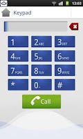 Screenshot of AuPix TCPhone FREE Video Calls