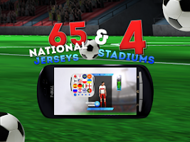 Screenshot of Real Football Champions 14