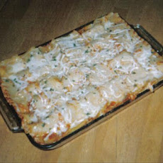 8 Cheese Meat Lasagna