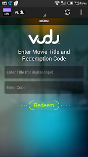 App Redeem UV APK for Windows Phone
