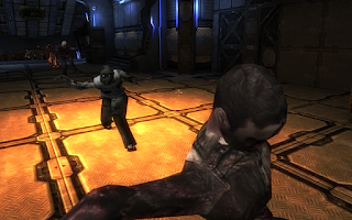 Screenshot of Zombies Vs Robot FREE